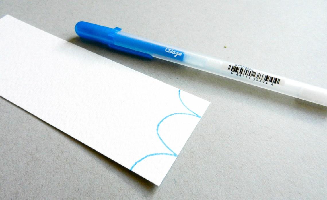 DIY Bookmarks + Gift Label Printable | The Postman's Knock