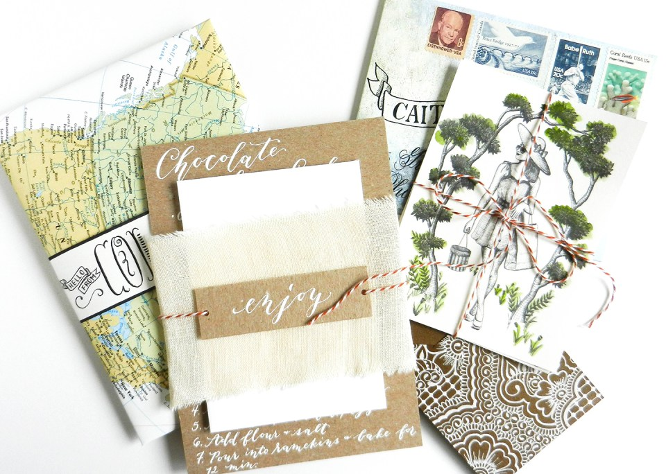 Four Fresh Snail Mail Ideas | The Postman's Knock