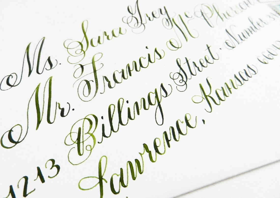 DIY Fabric Wedding Invitations Tutorial | The Postman's Knock