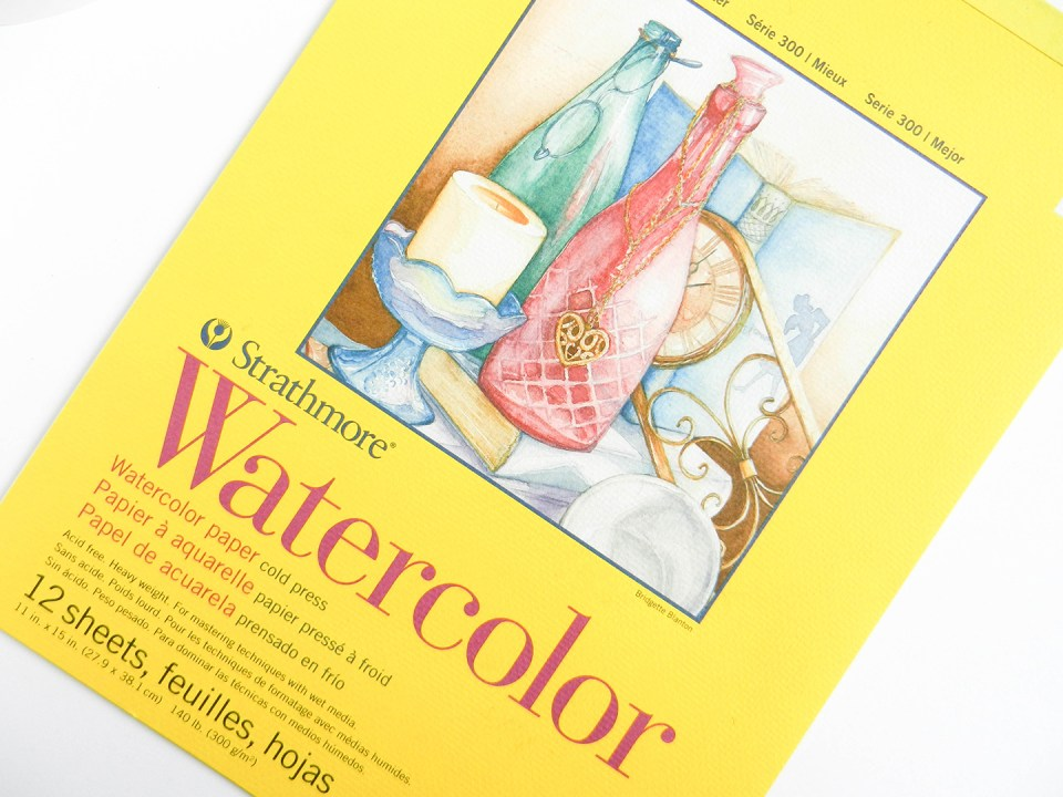 Painting with Watercolors for Beginners | The Postman\'s Knock