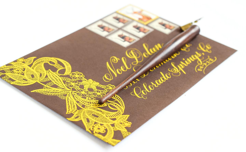 Calligraphy Nib Spotlight: The Brause EF66   The Postman's Knock