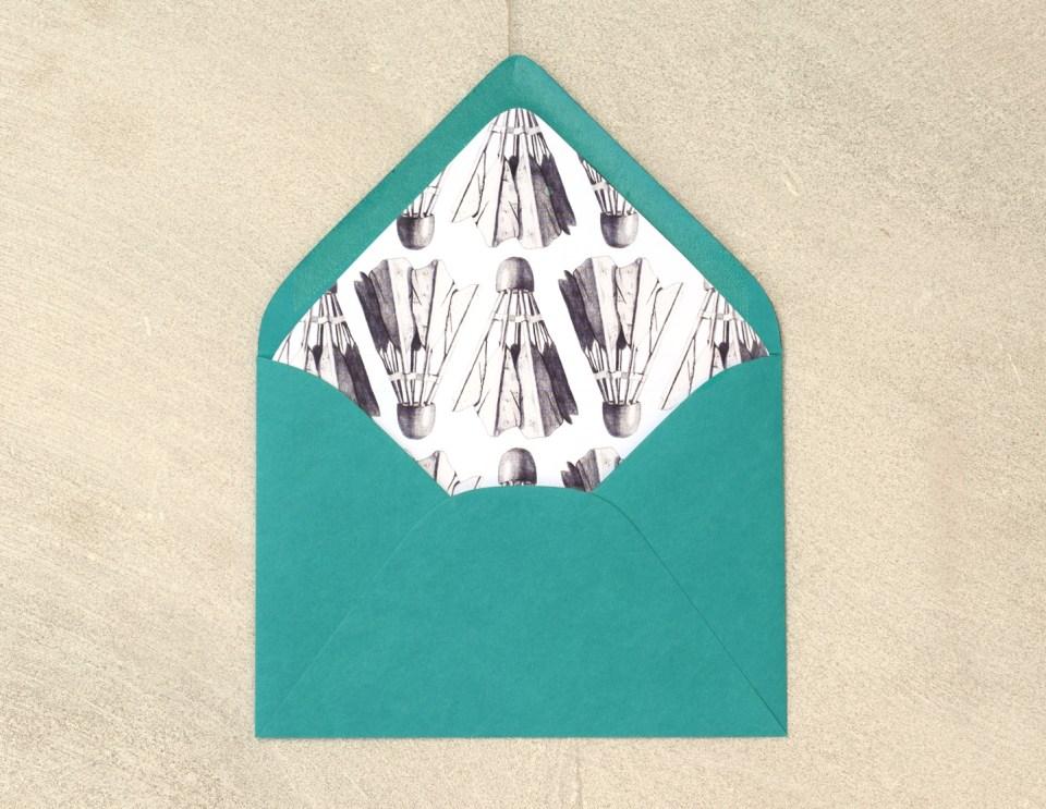 Easy DIY Envelope Liners Tutorial