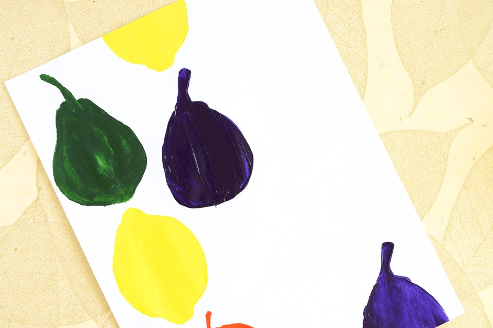 One fruit art template three projects the postmans knock m4hsunfo