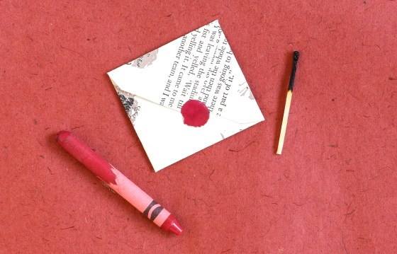 DIY Holiday Gift Tags Tutorial   The Postman's Knock