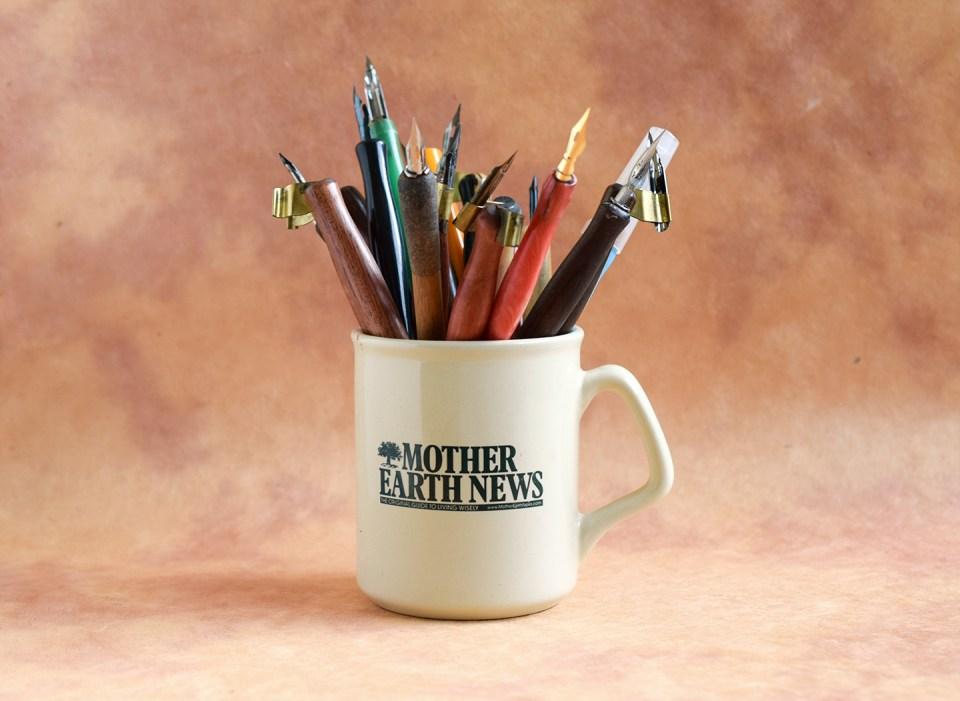 Calligraphy Pens | The Postman's Knock