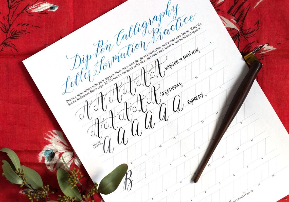 Black Calligraphy Inks Comparison Part Ii Bombay