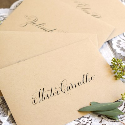 8 Tips for Starting a Calligraphy Business