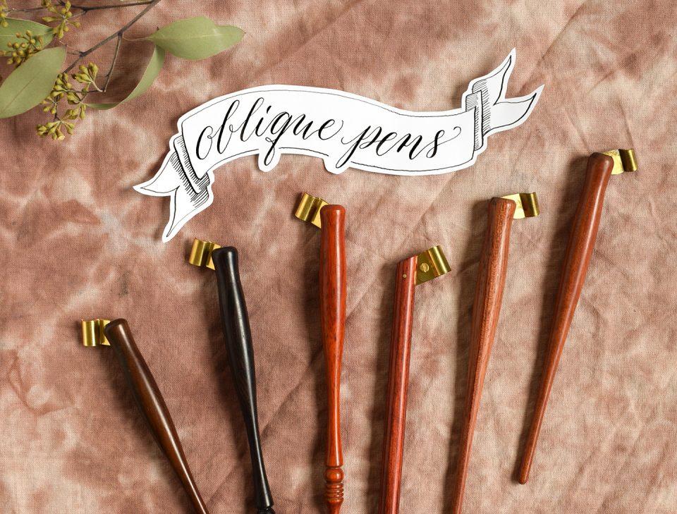Oblique Pens | The Postman's Knock