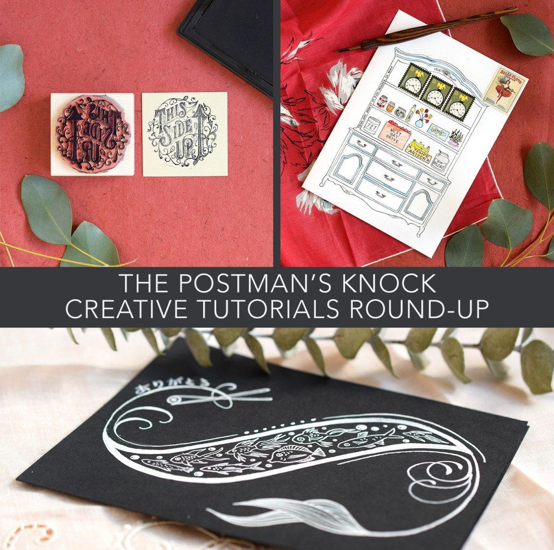 TPK Facebook Creative Tutorials Round-Up | The Postman's Knock
