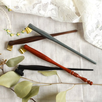 A Guide to Oblique Calligraphy Pens