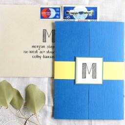 Lettered Handmade Birthday Card Tutorial   The Postman's Knock