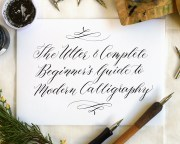 The Beginner's Guide to Modern Calligraphy | The Postman's Knock