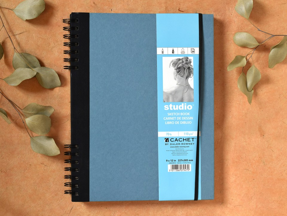 How to Make a Sketchbook Journal (and Why You Should!)   The Postman's Knock