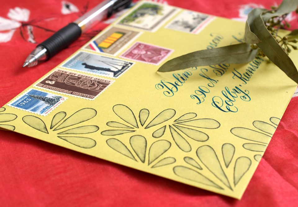 Elegant DIY Mother's Day Card Tutorial | The Postman's Knock