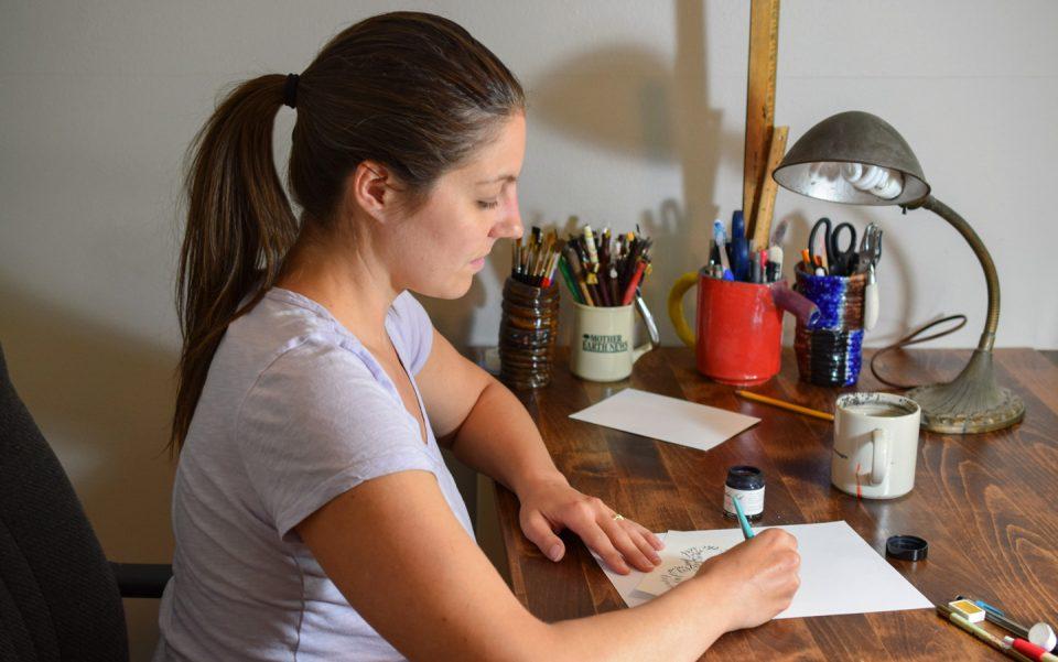 Lindsey Writing | The Postman's Knock