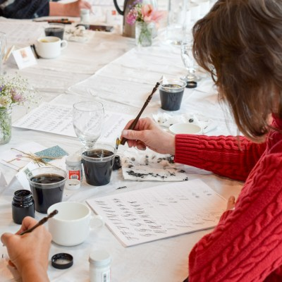 Announcing the Last Colorado Calligraphy Workshops of 2017
