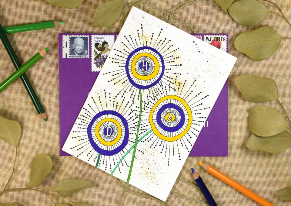 Millennial Birthday Card Tutorial | The Postman's Knock