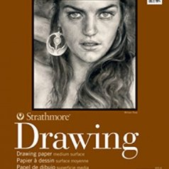 Strathmore 400 Series Drawing Pad | The Postman's Knock
