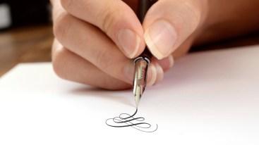 The TPK Beginner's Modern Calligraphy Online Course   The Postman's Knock