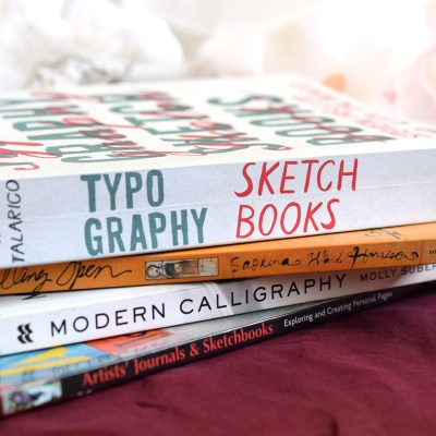 8 Artistic Books to Jumpstart Your Creativity This Month