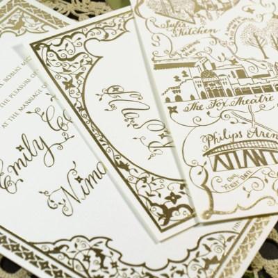 The Ultimate DIY Wedding Invitations Roadmap