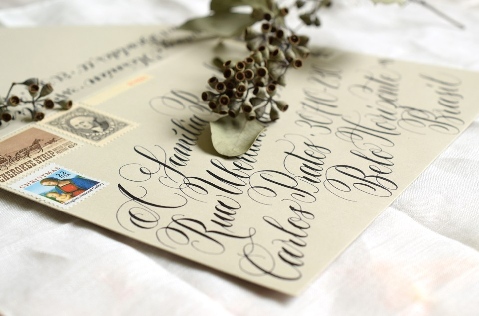 7 Secrets to Staying in Love with Calligraphy