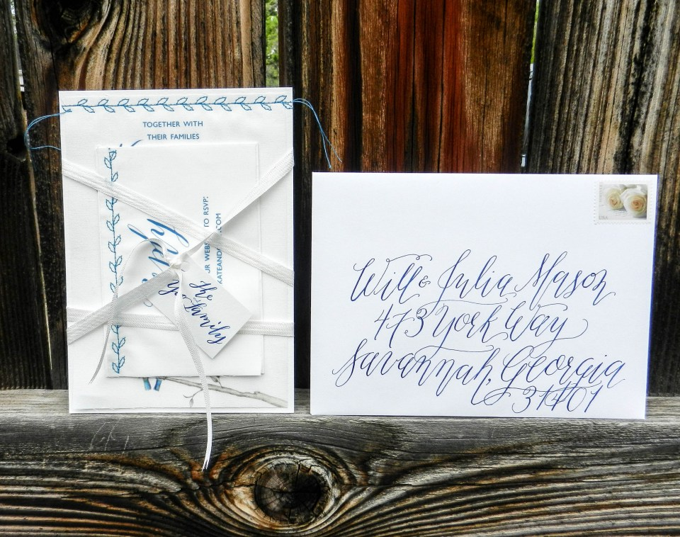 The Ultimate DIY Wedding Invitations Roadmap | The Postman's Knock