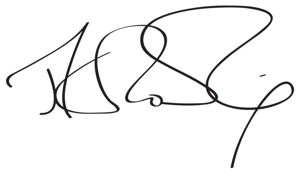 JK Rowling's Signature | The Postman's Knock