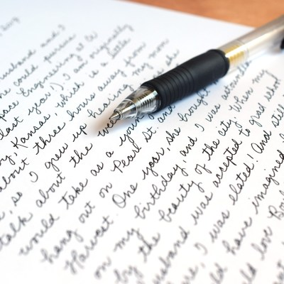 What's the Difference Between Cursive and Calligraphy?