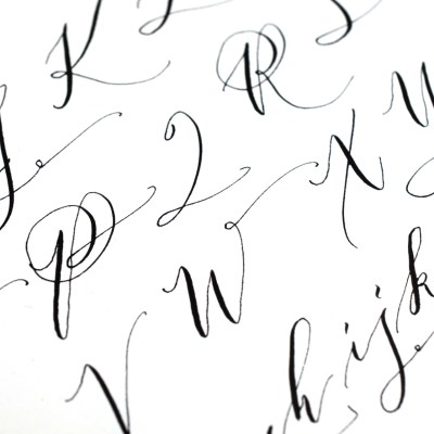 A Calligraphy Practice Reality Check