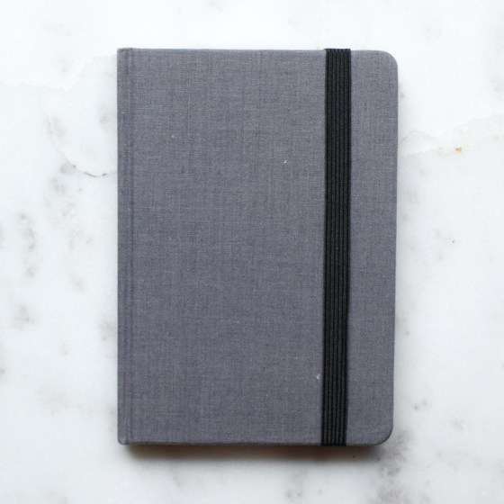 I love this notebook, but it's a bit small for me.