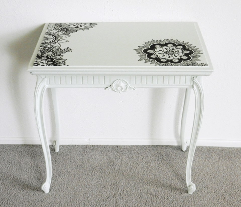 9 Throwback Projects That Shaped TPK: Painted Furniture