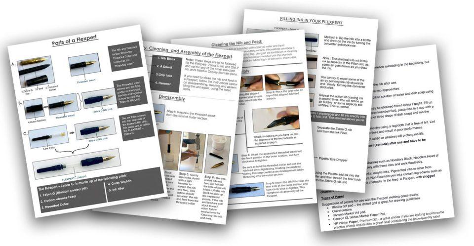 Osprey PDF Instructions