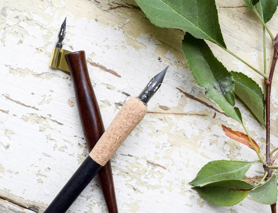 How to Take Care of Your Calligraphy Pen