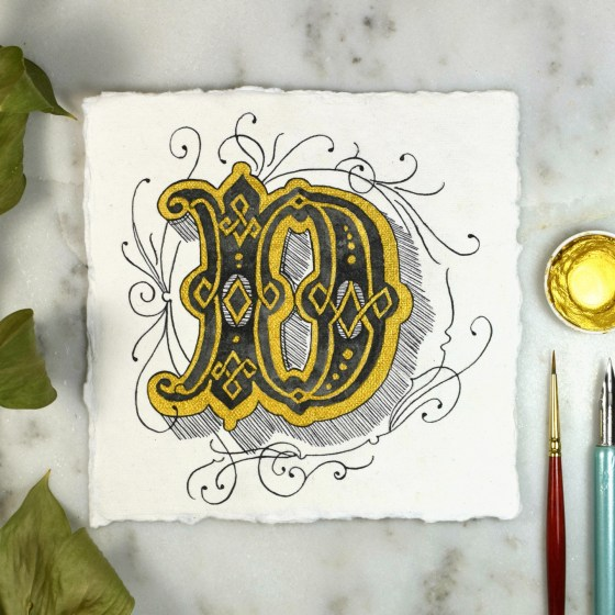 You can use this PDF to make letters like this one!