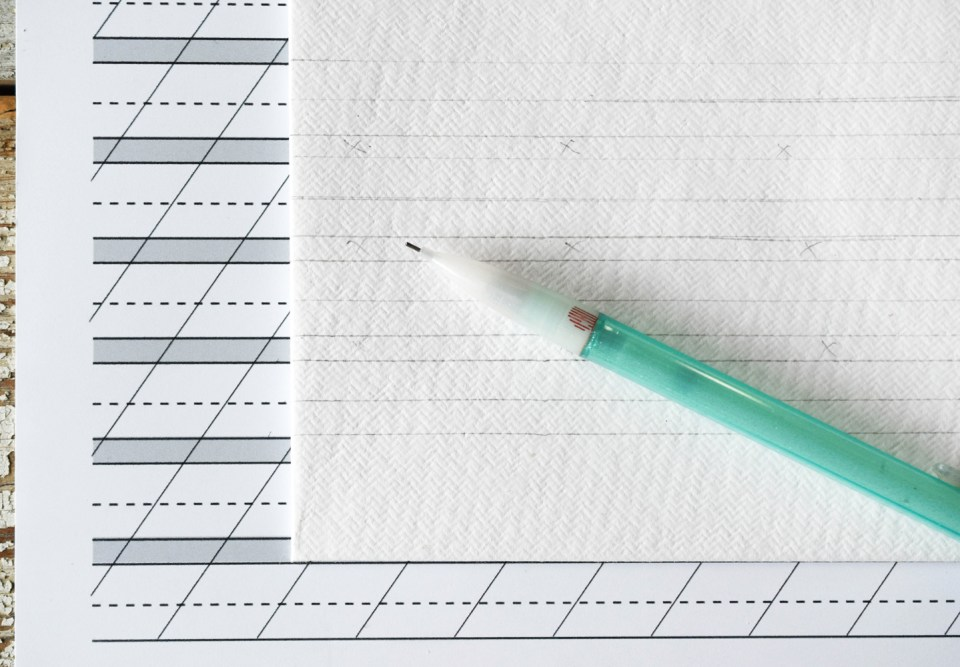 The Perfect Calligraphy Envelope Generator