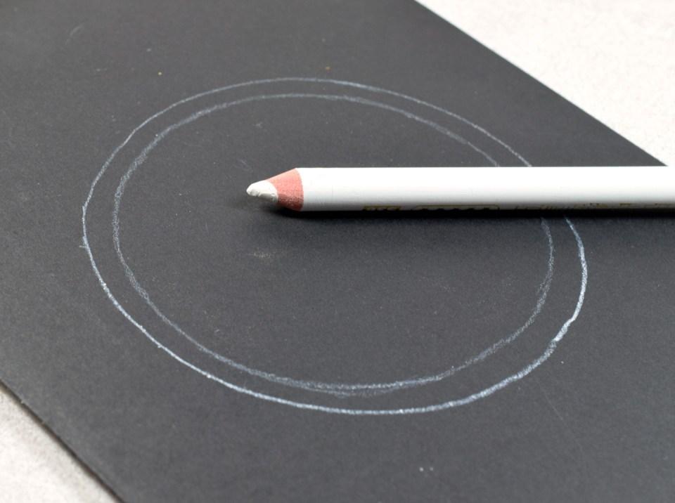Traced Circle