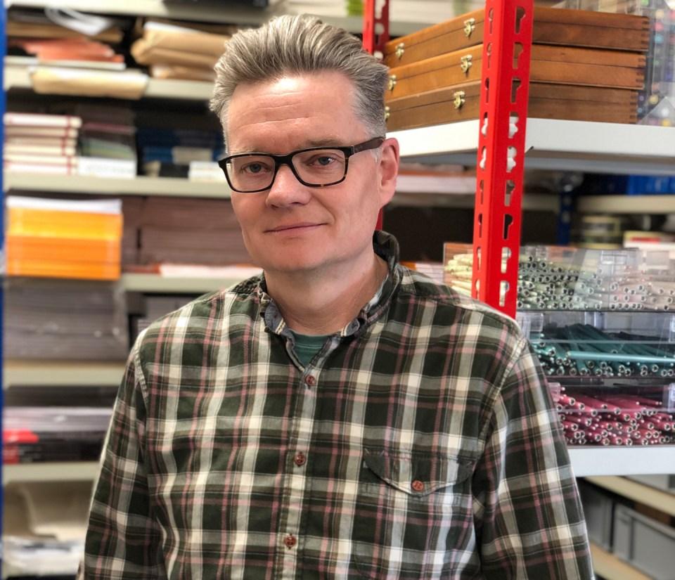 Simon Rous of Scribblers