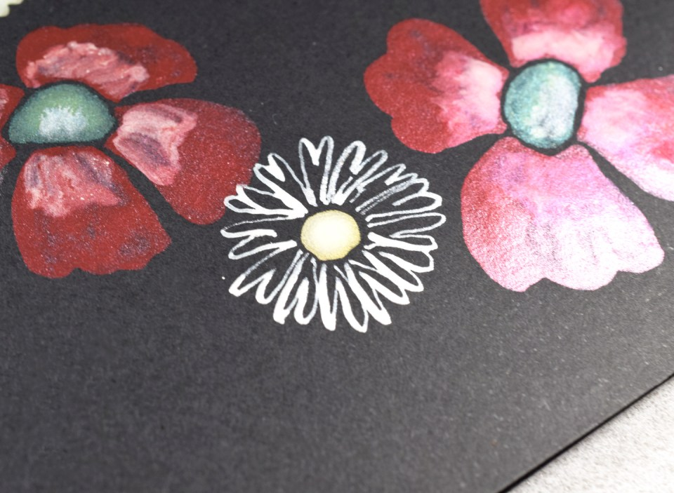Painting Daisies