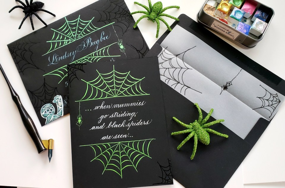 "Phyllis Macaluso's ""Spooktacular"" Halloween Card Tutorials"