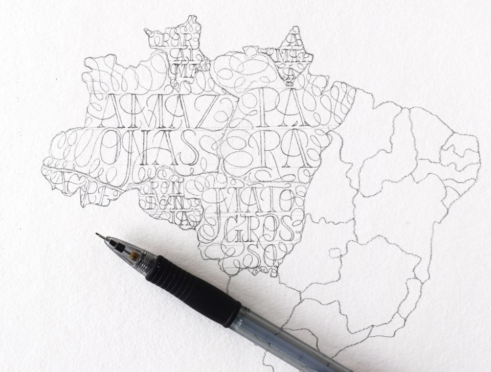 Making a Pencil Draft