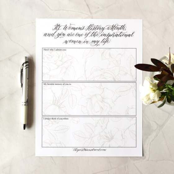 """This worksheet was designed with US Letter size (8.5""""x11"""") in mind, but it will also work well on A4 paper."""