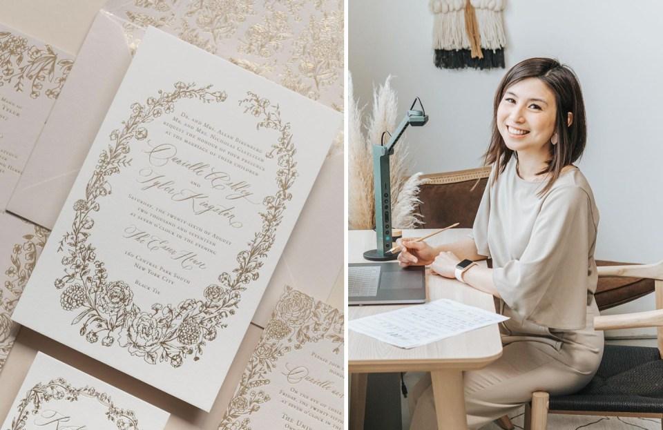 Karla Lim Calligraphy