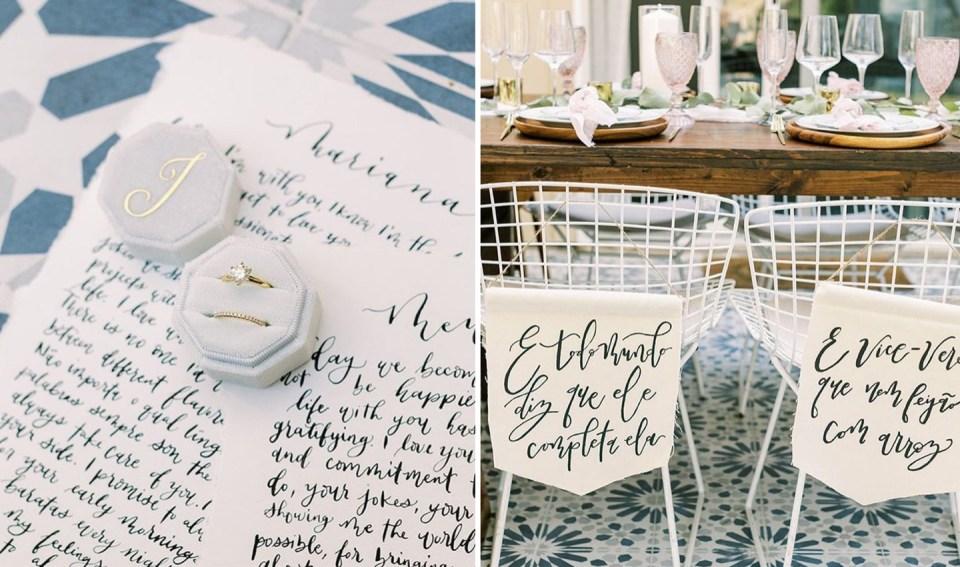 Amanda Reid Calligraphy