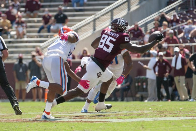 Texas A&M tight end Jalen Wydermyer – The Post Newspaper