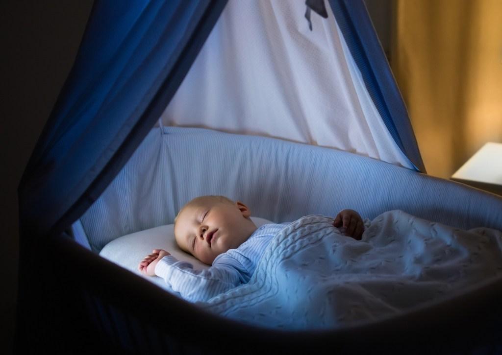 Babywise baby sleeping at night
