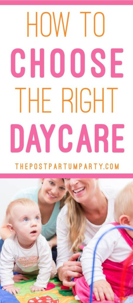 Find a daycare provider that is the right fit for your infant. Learn the differences between center-based daycares and in-home daycares, as well as daycare costs, common activities for kids, and tips for finding the right daycare—all so you can go back to work with ease, knowing your baby is in the best care!