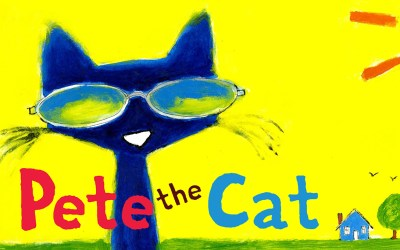 Six Lessons About Being Cool from Pete the Cat