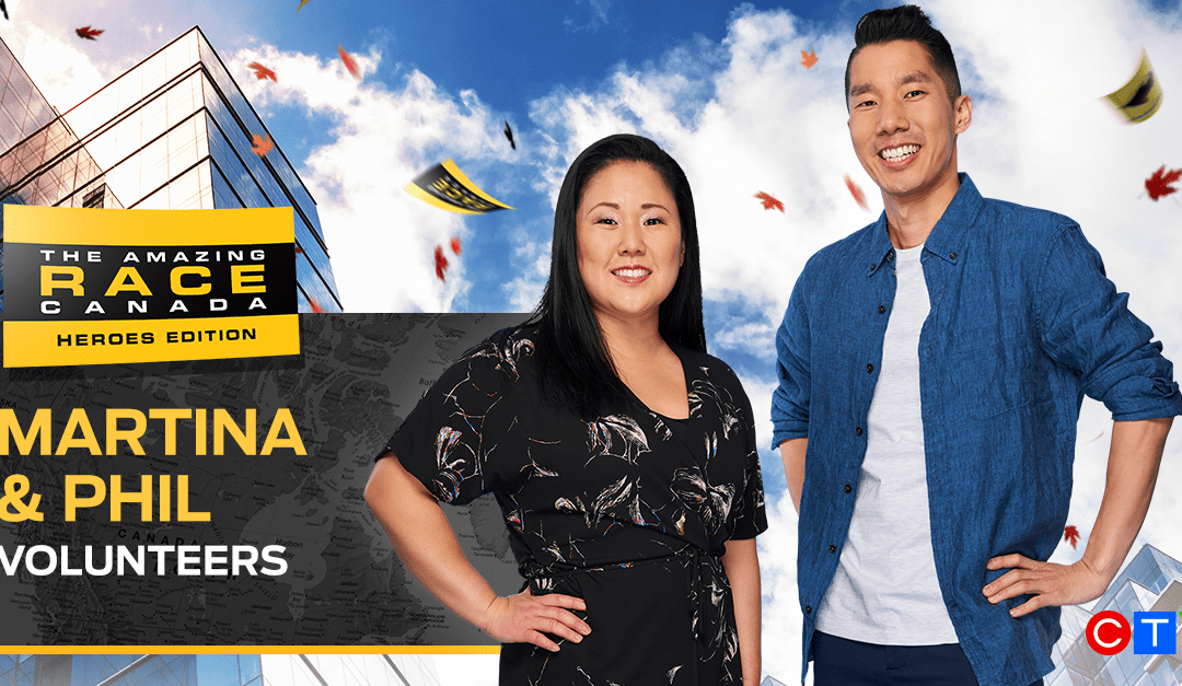 Seven Lessons in Resilience from the Amazing Race Canada