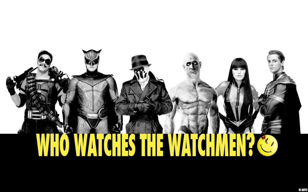 Career Advice from the Watchmen